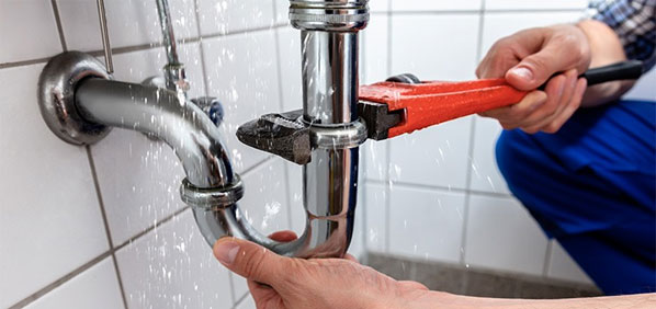 """<strong class = """"font-weight-extra-bold""""> Plumbing and heating </strong>"""
